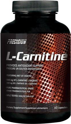 Precision - L-Carnitine - 120 Capsules