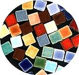 Mini Mosaïque (5x5x3mm), 1000 tesselles, Multicolore, MXAL...