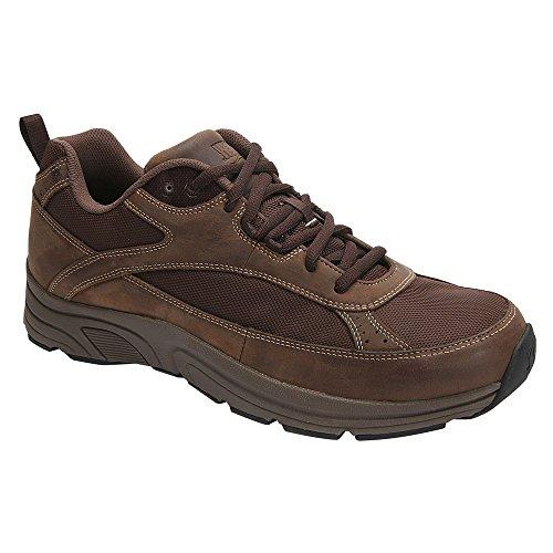 Drew Shoe Hombres Sportschuhe Braun Groesse 10.5 US /44.5 EU Aaron Kleid