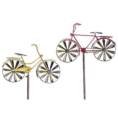 """Boltze 4504500 Gartenstab """"Fahrrad"""" H 130cm"""