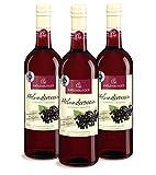 Katlenburger Holunderwein Fruchtwein Süß ( 3 x 0.75 l )