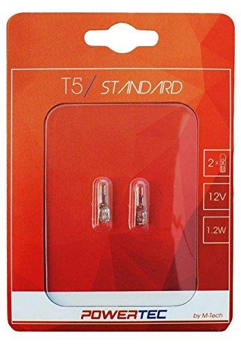 M-Tech ptz29 - 02B Powertec 12 V 1.2 W W 2 x 4,6d T5