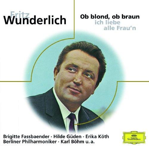 Ob Blond, Ob Braun Ich Liebe A...