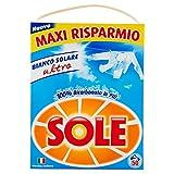Sole Detersivo Lavatrice Polvere, 50 Lavaggi