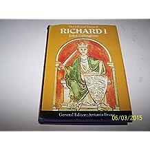 THE LIFE AND TIMES OF RICHARD I.