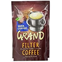 Tata Coffee Grand Filter 200g (Pack of 2)