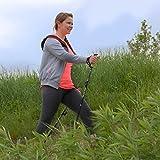 Superleichter Carbon Nordic-Walking-Stock 'Walker 5000 Premium Edition' nur 138 Gram/Stock, Länge:115 cm - 7