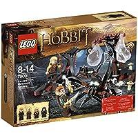 LEGO 79001 Señor de los Anillos - El Hobbit 2: Huyendo de las arañas Mirkwood