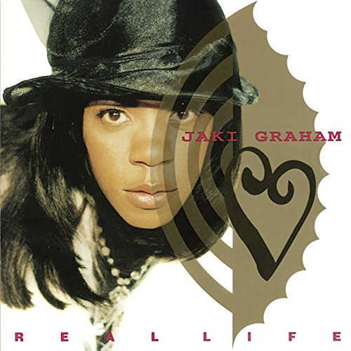 Real Life (1994) - Jaki Graham's fourth album