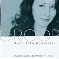 J.S. Bach: Alto Cantatas 170, 35, 169