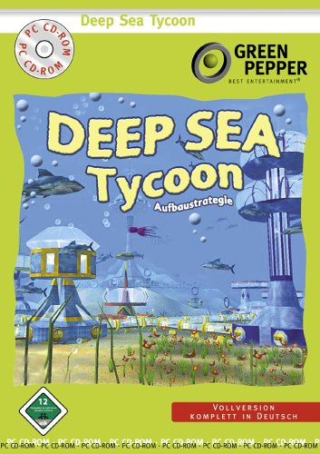Deep Sea Tycoon [Green Pepper] (Neptun Zoo)