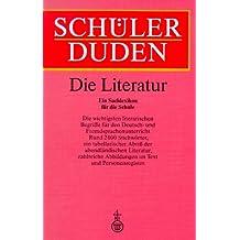 Schülerduden Die Literatur
