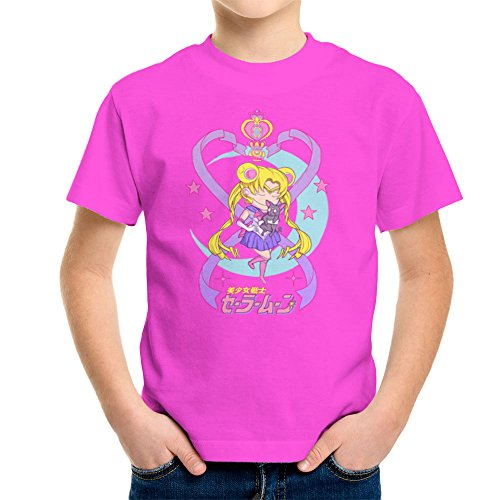 Camiseta niños Sailor Moon - Sailor Moon