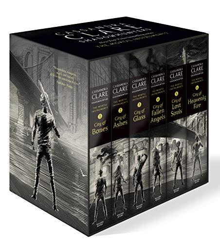 The Mortal Instruments Boxed Set (Mortal Instruments Set)