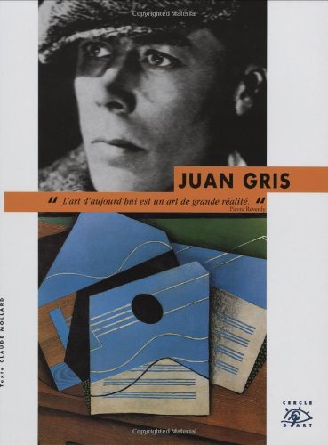 Book's Cover of Juan Gris 18871927