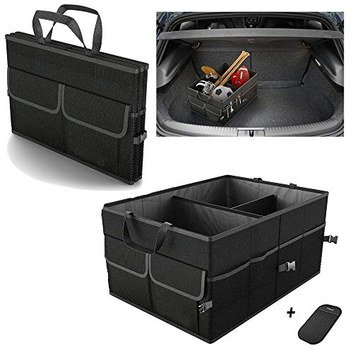 adsas Kofferraum-Ladungs-Organisator-faltender Transportgestell-Speicher-Zusammenbruch-Beutel-Behälter für Auto-LKW (Lkw-bett-werkzeug-speicher)