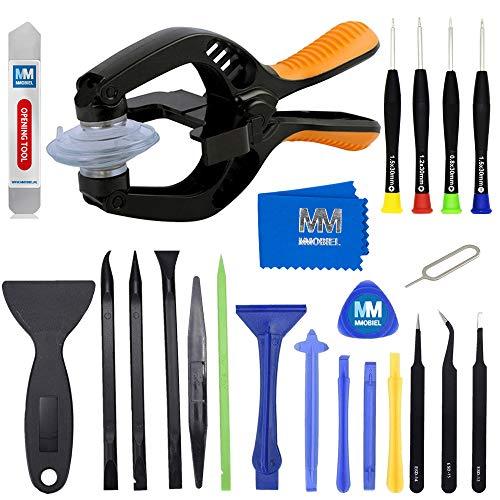 MMOBIEL 24 in 1 Professionelles Öffnungs Werkzeug Schraubenzieher Reparatur geeignet für diverse Tablets und Smartphones