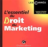 L'Essentiel du droit du marketing