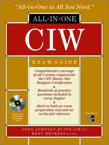 All-in-One: Ciw Exam Guide por John Johnson