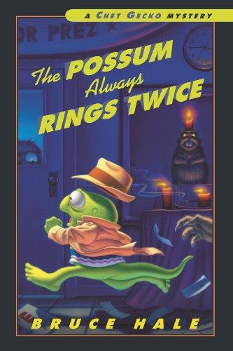 The Possum Always Rings Twice (Chet Gecko Book 11) (English Edition)