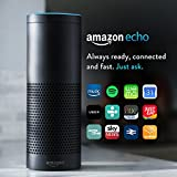 Amazon Echo, Black (previous generation)