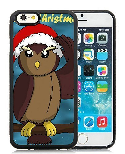 best-buy-case-cover-for-apple-iphone-6-plus-55-inch-christmas-owls-black-case-cover-for-apple-iphone