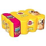 Pedigree Meat Loaf Wet Dog Food Variety Pack