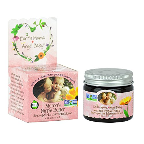Preisvergleich Produktbild Earth Mama Angel Baby,  Natural Nipple Butter,  2 fl oz (60 ml)