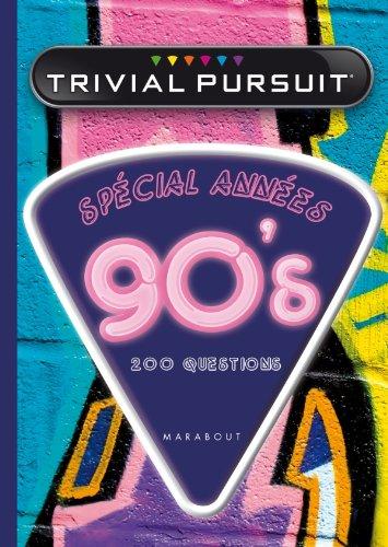 Mini Trivial pursuit Spécial années 90's