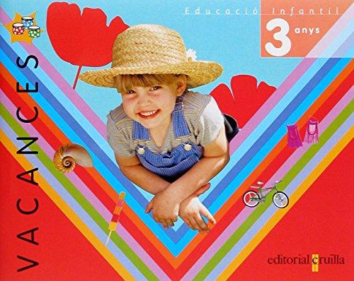 Tres tambors, educación infantil, 3 anys. quadern de vacances - 9788466107884