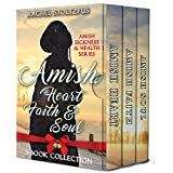 Box Sets for Women | Amish Heart, Faith and Soul 3-Book Collection (Amish Sickness and Health (Loving Family Inpirational) 4)