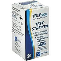 Trueyou Blutglukose Teststreifen 50 stk preisvergleich bei billige-tabletten.eu