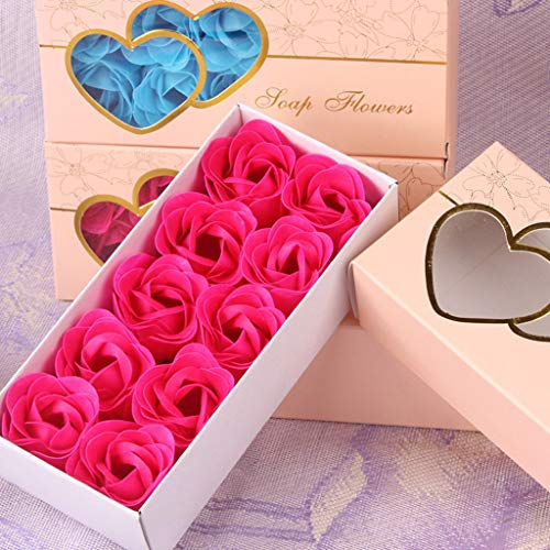 Seifenblume Duftendes Bad K?rper Blütenblatt Rose Blume Seife Hochzeitsdekoration Geschenk Beste 10pc Küche Haushalt Wohnen Basteln Malen N?hen Bastel Malmaterialien Sicherheit Reinigung Seifen