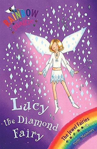 Rainbow Magic: Lucy the Diamond Fairy Cover Image