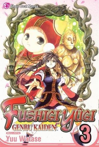 Fushigi Yugi: Genbu Kaiden, Vol. 3: v. 3 por Yuu Watase