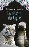 La malédiction du tigre - tome 4 : Le destin du tigre par Houck