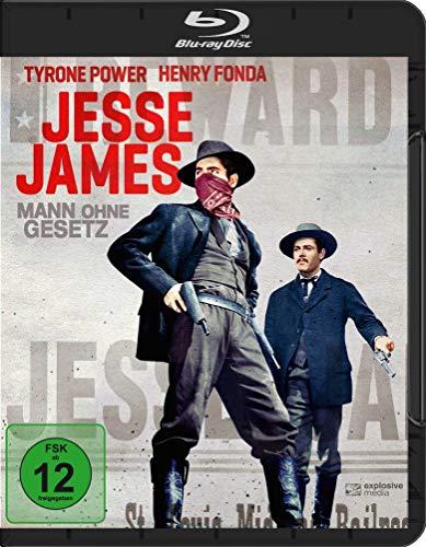Jesse James - Mann ohne Gesetz [Blu-ray]