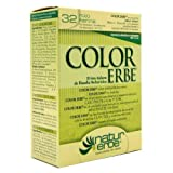 TINTE 32 ROJO HENNA COLOR ERBE 135ML
