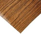 Klebefolie Dekofolie Möbelfolie Tapeten selbstklebende Folie, PVC, keine Luftblasen, Natur-Holzoptik EICHEDUNKEL, 45cmx2m, Venilia 53332