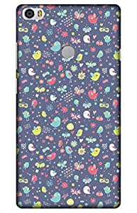 pattern Designer Printed Back Case Cover for Xiaomi Mi Max