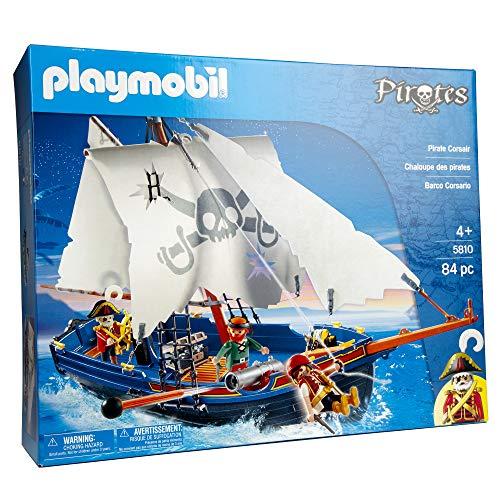 Playmobil - 5810 - Navire de Pirate