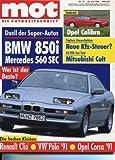 MOT - Die Autozeitschrift, Heft 14/1990, Technik & Test der Youngtimer der 90er