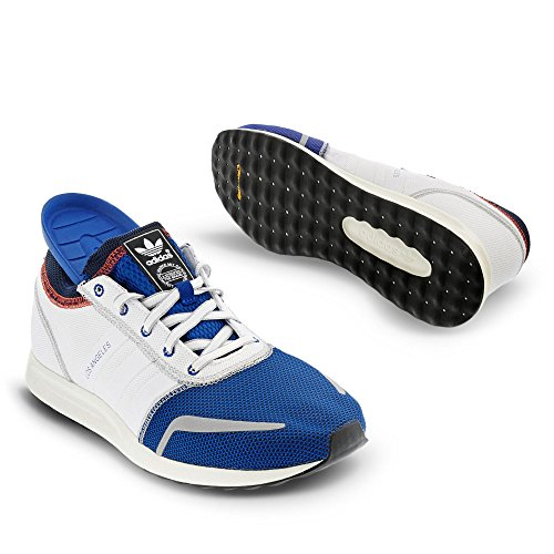 Angeles Adidas Rosso Bassi Los Homme Blu Cestini Bianco 5aqa1PnT