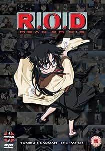 Read Or Die [2001] [DVD]