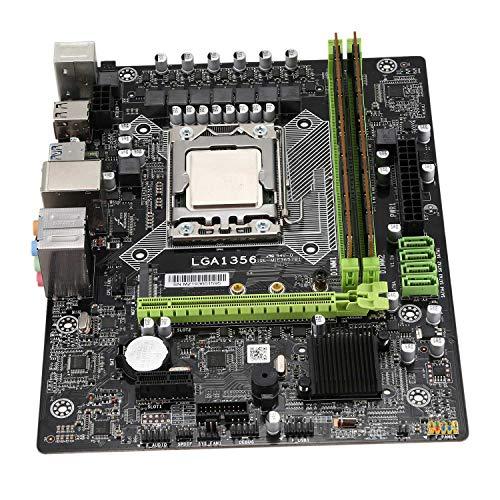 CUHAWUDBA Conjunto Placa Base X79A Xeon LGA 1356 E5