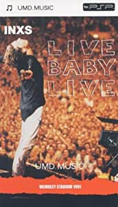 INXS - Live Baby Live [UMD pour PSP] [Import allemand]