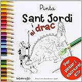 Pinta Sant Jordi I El Drac (Tradicions)