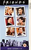 Friends: Series 4 - Episodes 9-12 [VHS] [1995]