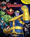Vengadores Infinity War. Libroaventuras: Libro-juego. Incluye un...