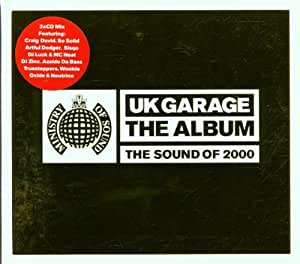 Uk Garage The Album The Sound Of 2000 Amazon Co Uk Music Make Your Own Beautiful  HD Wallpapers, Images Over 1000+ [ralydesign.ml]